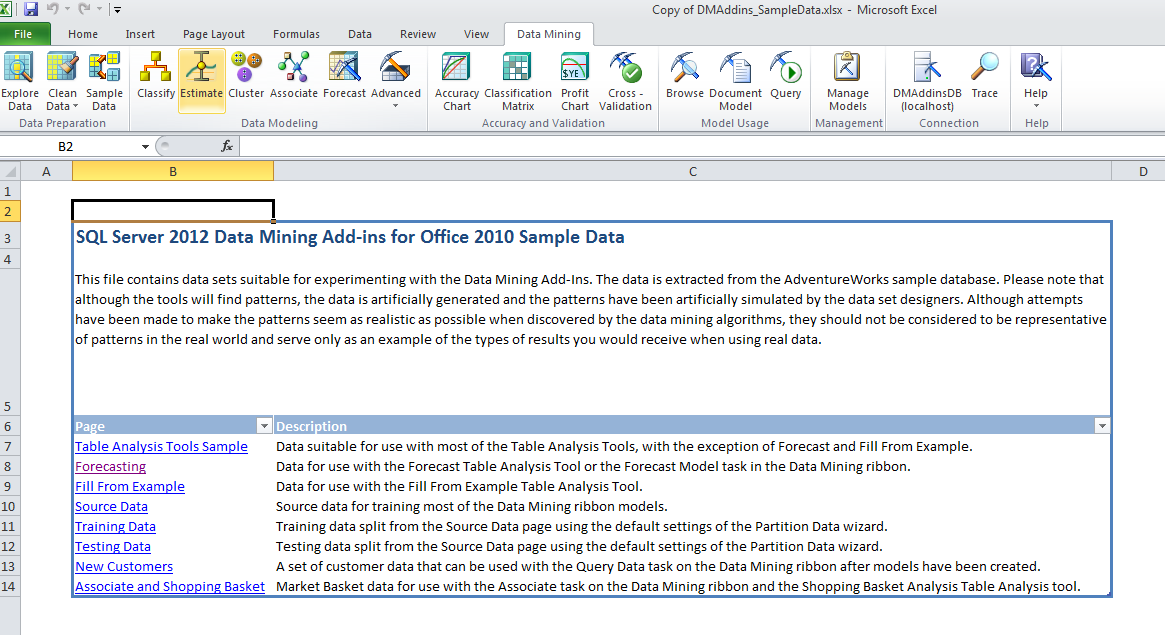 how to add data analysis in excel windows